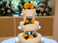 Clearwell- three tier cake 2012