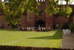 Ceremony in the Carriageway at Leez Priory