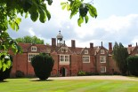 The West side of the House at Gosfield Hall