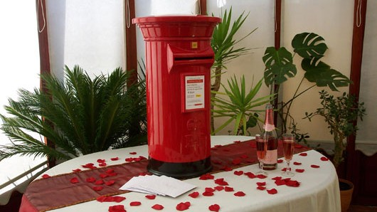 Wedding Post Boxes – Post Boxes for Wedding Cards