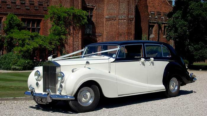 Leez Priory - Rolls Royce