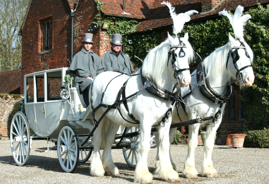 Leez Priory - Horse and Carriage
