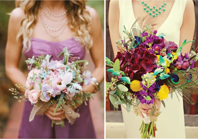 rustic-vintage-wedding-bouquets-3