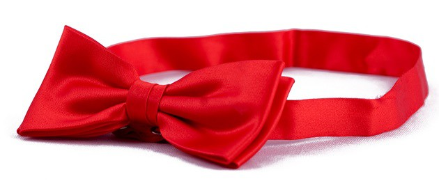 A bow tie