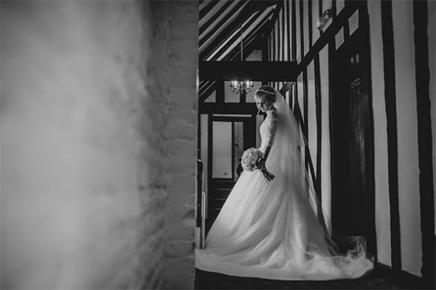 Bride at Leez Priory