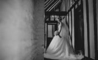 Bride at Leez Priory
