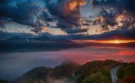 Japan view