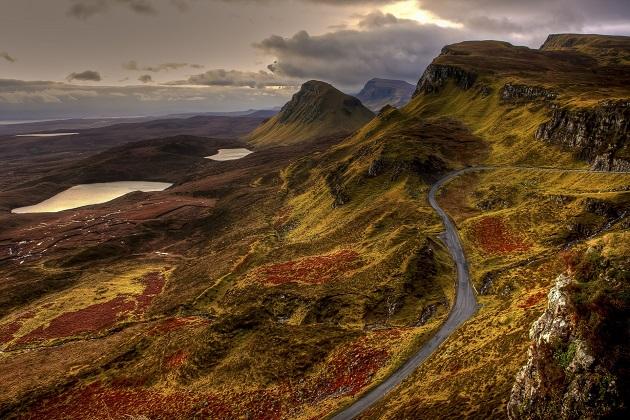 Scottish view