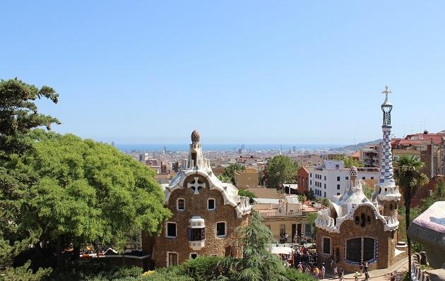 Spanish honeymoon