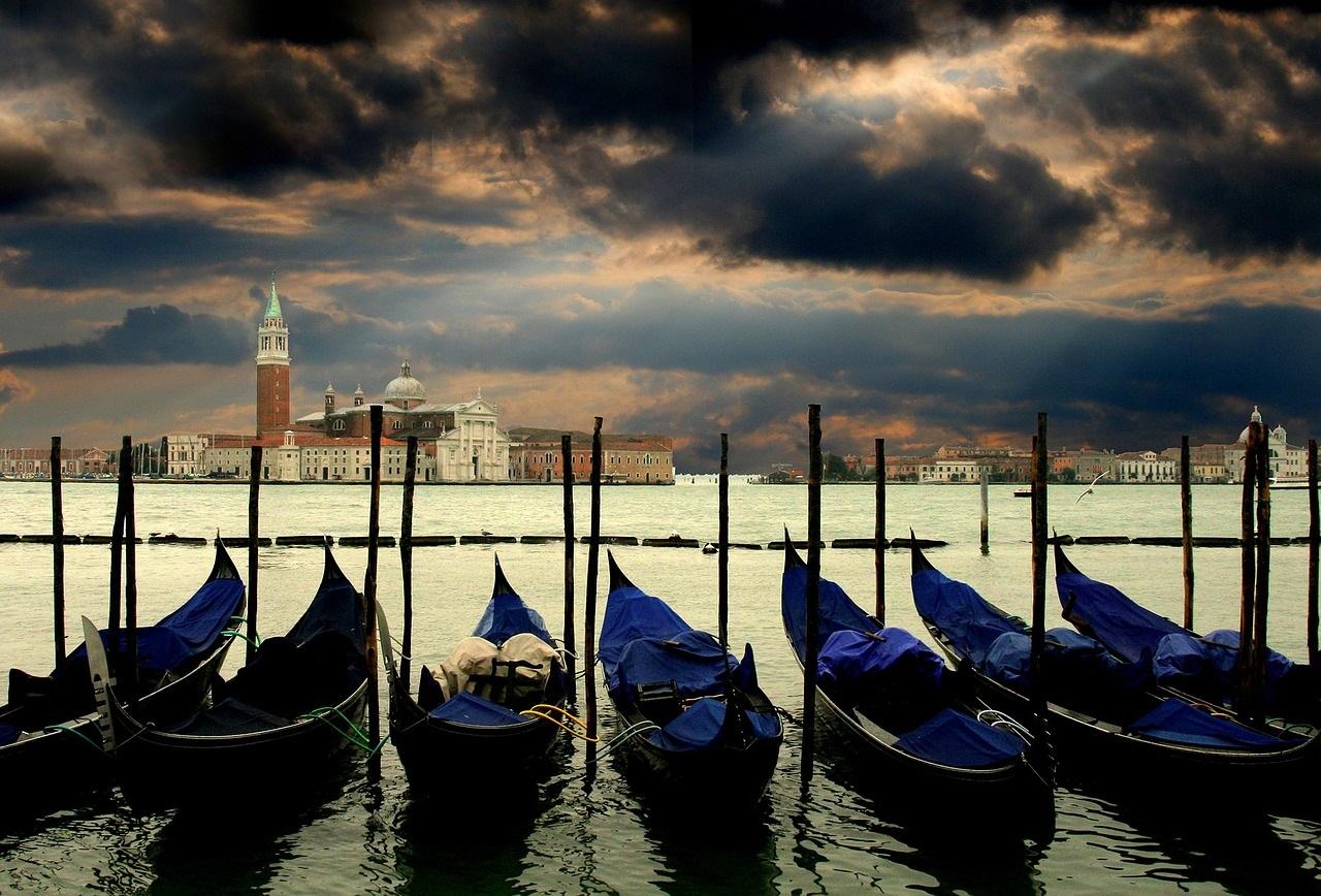 A Venice view