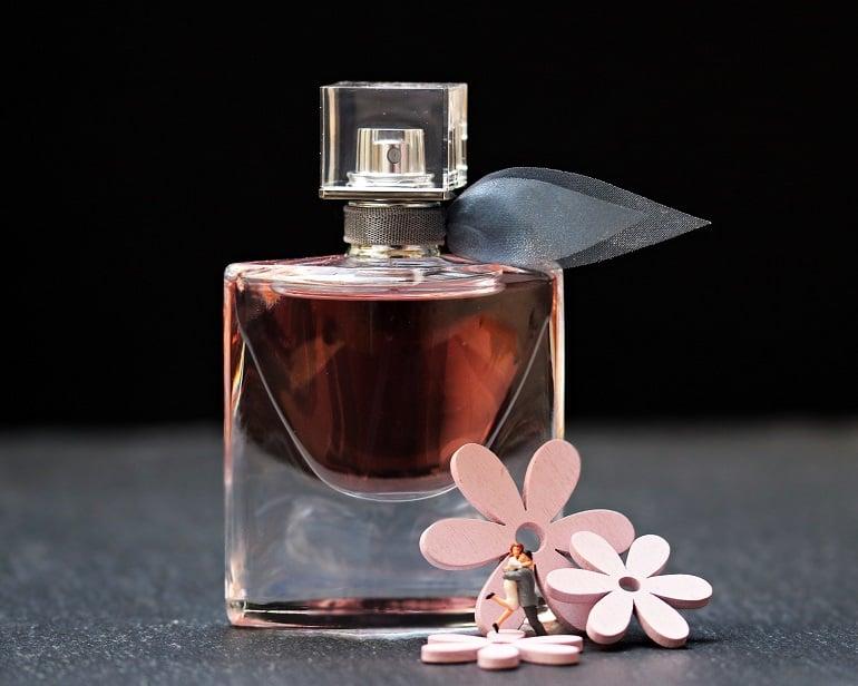 Perfume for wedding