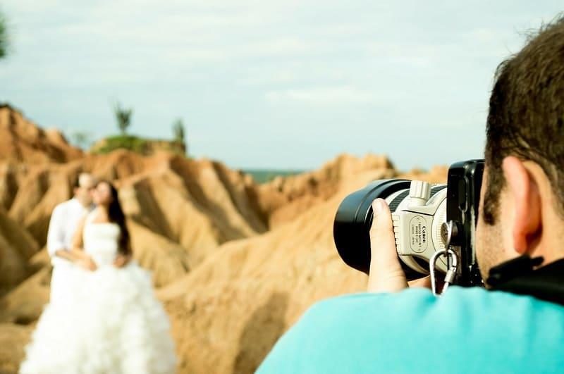 Create a wedding album